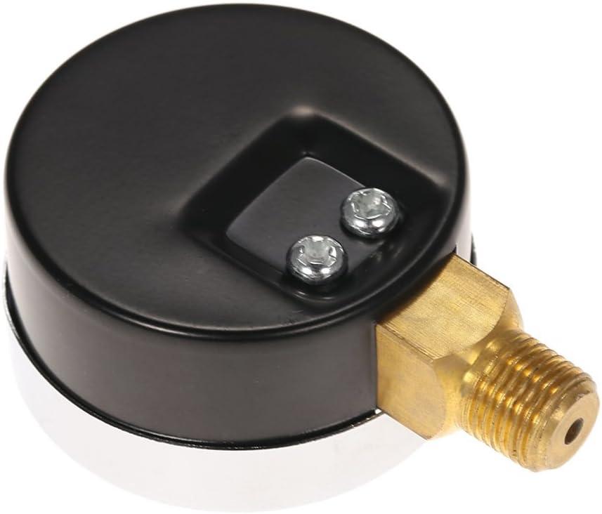 Manometro per compressore dAria FISOUL 0-200 psi 0-14 Bar