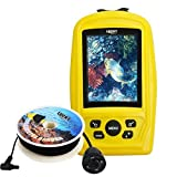 Lucky Fish Finder Monitor with Waterproof 20m Underwater Fish Inspection Camera 220V