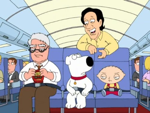 Road to Europe (Family Guy Time Travel Stewie And Brian)