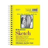Strathmore White,Series Sketch Pad, 5.5 x 8.5
