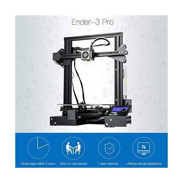 3d printer ender 3 pro mak-er education diy home