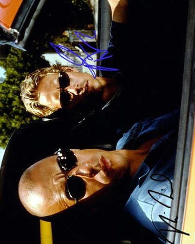 fast and furious signed picture - 5