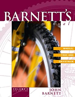 barnett s manual analysis and procedures for bicycle mechanics 4 rh amazon com barnett bike manual pdf Giant Bicycle Manuals