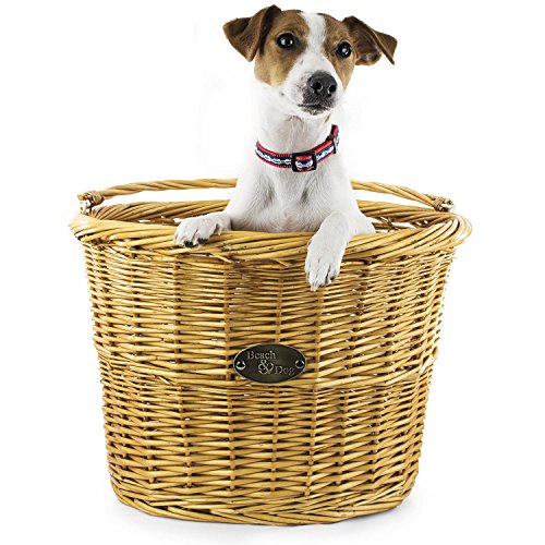 Buy dog bike basket 25 lbs