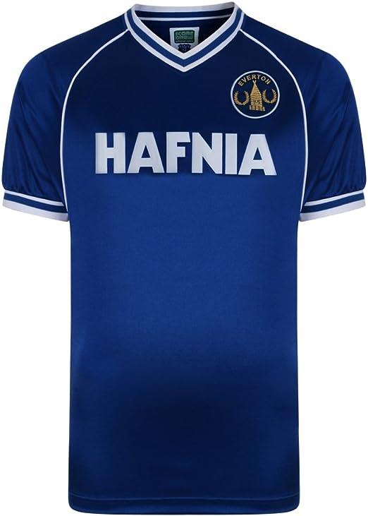 Everton 1982 Home Shirt