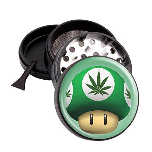 mushroom grinder - 6