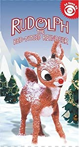 Rudolph The Red-nosed Reindeer Vhs by Sony