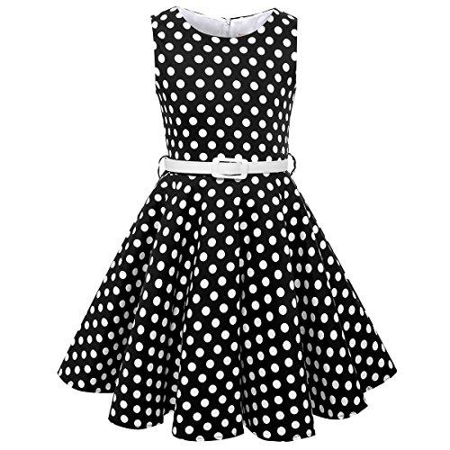 HB HBB MAGIC Girls Vintage Swing Dress with