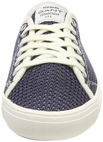 GANT Sneaker Marine Damen Blau New Haven rxRrXZw