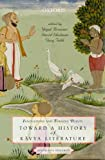 Innovations and Turning Points: Toward a History of Kāvya Literature (South Asia Research)