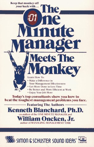 The One Minute Manager Meets the Monkey by Brand: Simon Schuster Audio