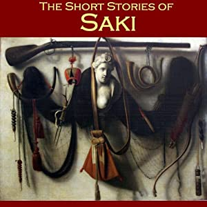 The Short Stories of Saki Audiobook