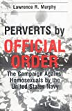 Perverts by Official Order, Demetrios Simopoulos, John Dececco  Phd, Lawrence Murphy, 0866567089