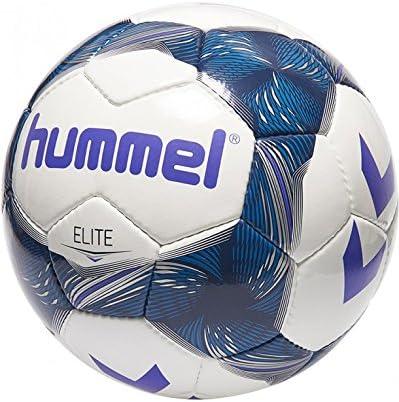 hummel Elite FB Ball, Unisex Adulto, Blanco/Azul índigo/Morado ...