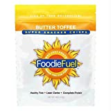 Foodie Fuel Snack Butter Toffee Organic, 4 oz