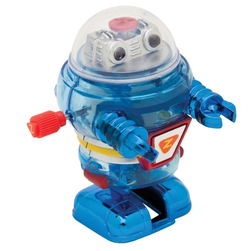 California Creations Z Windups Toy Robot, - Robot Up Classic Wind