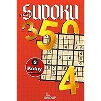 Sudoku 1. Kitap: S - Kolay (Yeni Başlayanlar İçin)