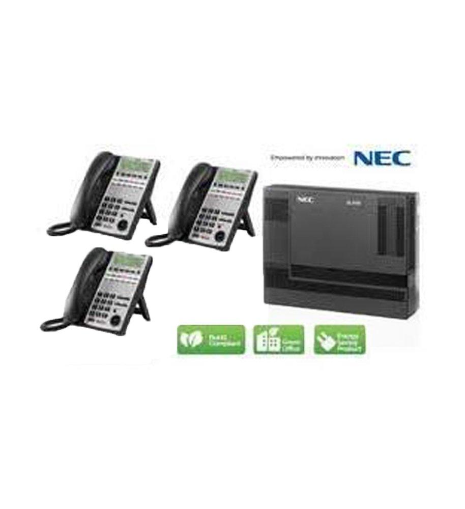 NEC SL1100 NEC SL1100 Basic System Kit 4x8x4