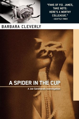 A Spider in the Cup (Joe Sandilands Investigation Book 11)