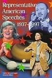 Representative American Speeches, 1937-1997, , 0824209311