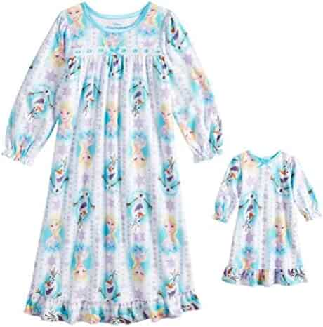 Shopping Elsa - Nightgowns - Sleepwear   Robes - Clothing - Girls ... 017be94e4