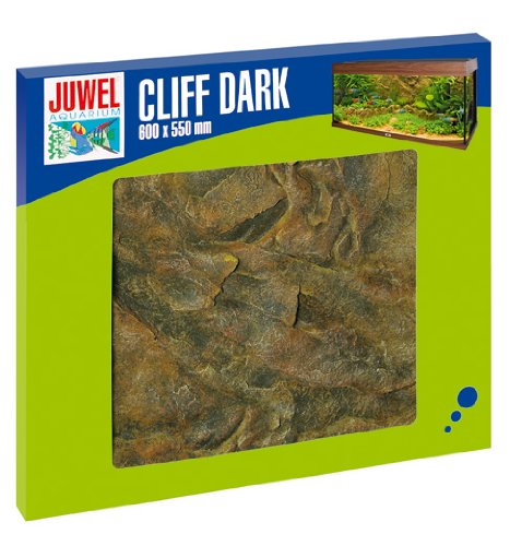 Juwel Aquarium 86941 Cliff Dark Rückwand