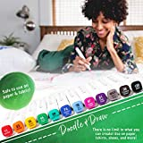 Crafts 4 ALL Fabric Markers Permanent Premium