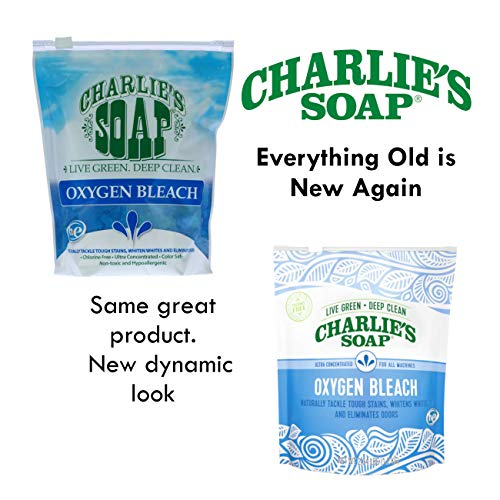 Charlie's Soap - Non-Chlorine Oxygen Bleach - 2.64 lb (6-Pack) by Charlie's Soap (Image #3)
