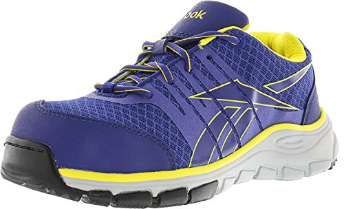 Rb45 Shoes Safety Yellow Blue Reebok Seamless rY6wqBr