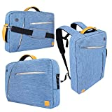 VanGoddy 4 in 1 Universal Hybrid 10' Laptop / Tablet Bag for The new MacBook 12' / Microsoft Surface Pro 3 / Pro 4 / Apple MacBook 11.6 / iPad Pro 9.7 (2016) / iPad Air 2 / Acer Chromebook 11.6 (Blue)