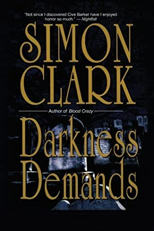 book cover of Darkness Demands