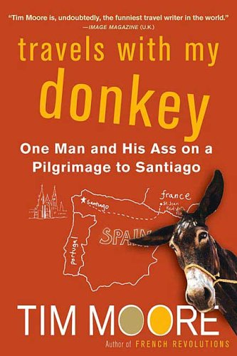 Book cover for Travels with My Donkey