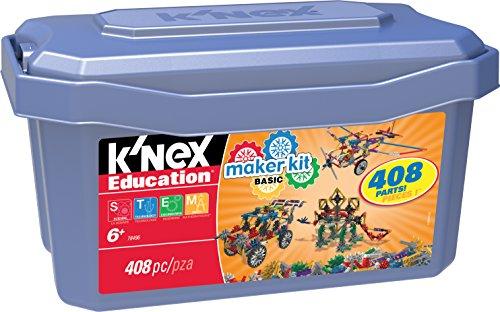 K'NEX Education Maker's Kit Basic (Space Education Kits)