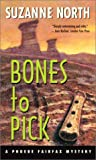 Bones to Pick, Suzanne North, 0771068042