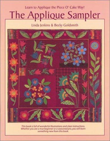 The Applique Sampler: Lessons in Applique