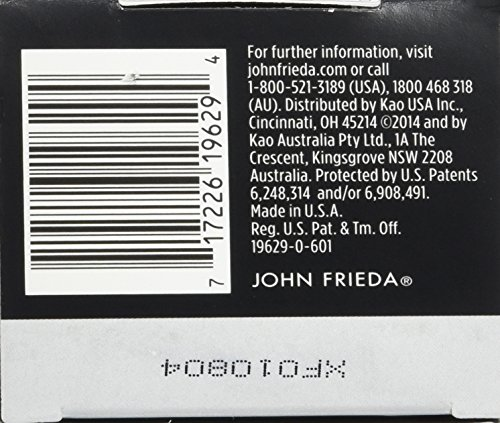 John Frieda Colour Refreshing Gloss, Warm Red, 6 Ounce by John Frieda PFC (Image #2)