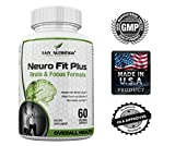 Taiy Nutrition Extra Strength Brain Supplement Pills, Nootropic For Focus, Memory, Alertness & Mental Clarity, Natural Cognitive Enhancement with DMAE, L-Glutamine, Bacopa