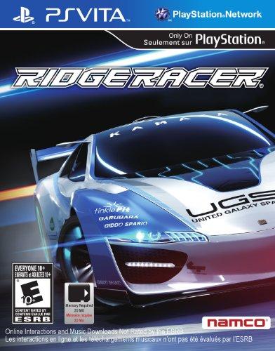 Ridge Racer - PlayStation Vita