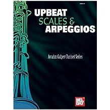 Mel Bay Upbeat Scales & Arpeggios