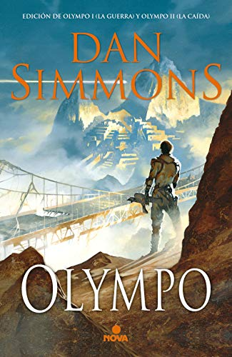 Olympo: Edición de Olympo I (La guerra) y Olympo II (La Caída) por Dan Simmons