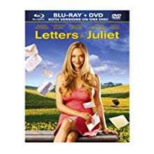 Letters To Juliet [Blu-ray + DVD] (2010)