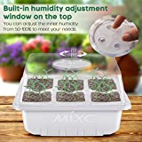 10 Pack Seed Starter Trays, MIXC Seedling Tray