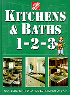 Home improvement 1 2 3 expert advice from the home depot home kitchens baths 1 2 3 home depot 1 malvernweather Gallery