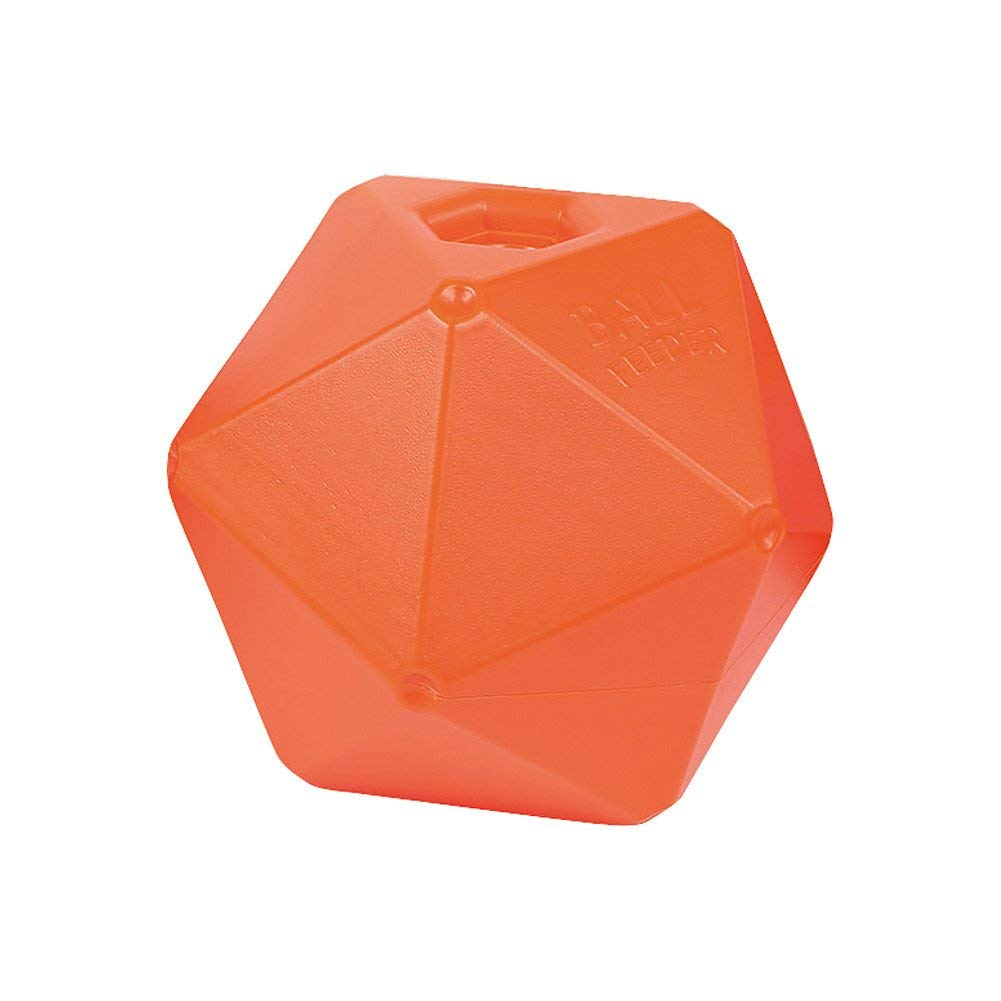 Shires Ball Feeder (9, Orange)