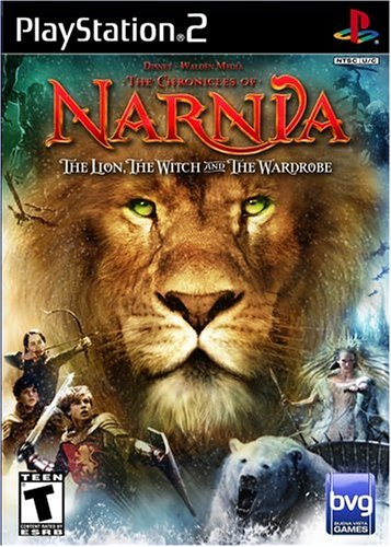 The Chronicles of Narnia The Lion, The Witch, and The Wardrobe - PlayStation 2 (Company Vintage Wardrobe)
