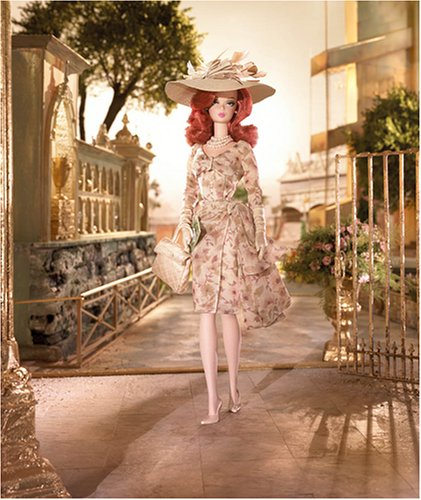 (Barbie - Day At The Races Barbie Doll - Silkstone Fashion Model Collection BFMC)