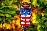 American Patio Patriotic Tiki Torch