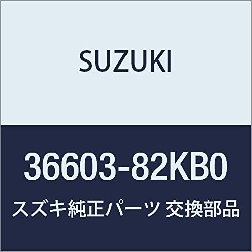 SUZUKI (スズキ) 純正部品 ハーネスアッシ フロア パレット 品番36630-82K20 B01LWNG38S パレット|36630-82K20  パレット