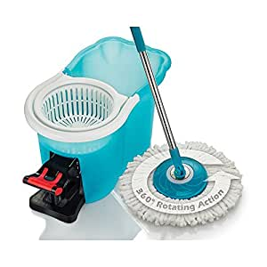 hurricane spin mop home cleaning system by. Black Bedroom Furniture Sets. Home Design Ideas