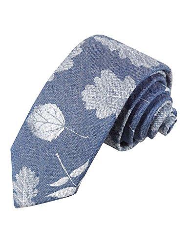 s Tie Fashion Necktie Silk Woven Neck Ties (Woven Blade Set)